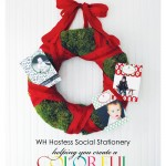 {Giveaway!} We just love the Modern Holiday Collection from WH Hostess!