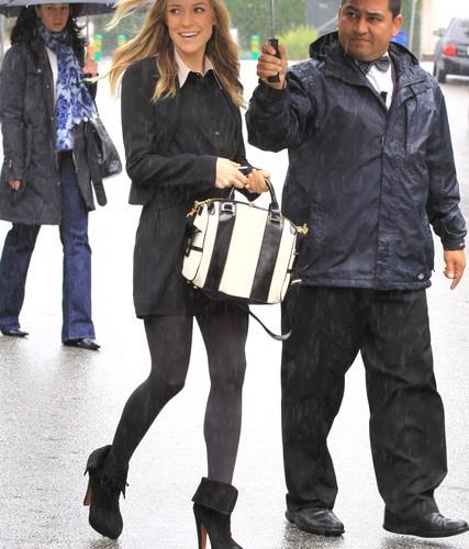 Tell us Kristin Cavallari : What's In Your Bag?