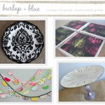 Sponsor LOVE: Welcome Burlap+Blue {plus a discount code}