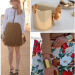 Current Obsession :: Gold Cuffs