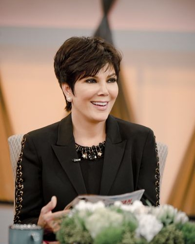 """Keeping Up with Kris Jenner: Kris Dishes About Her New Show """"Kris"""""""