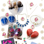Add some sparkle to your holidays with over $200 of jewels from the cupcakeMAG Holiday Issue!