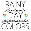 Rainy Day Colors