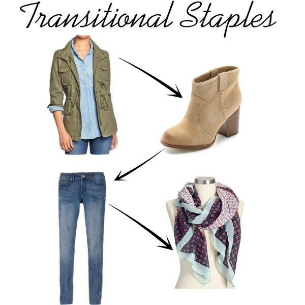 transitional staples