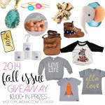 2014 Fall Giveaway