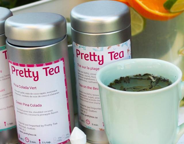 cupcakeMAG Loves: The Pretty Tea