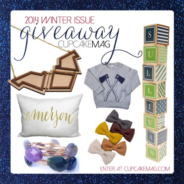 winter issue giveaway image