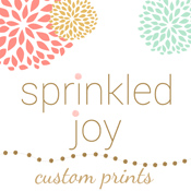 Sprinkled Joy