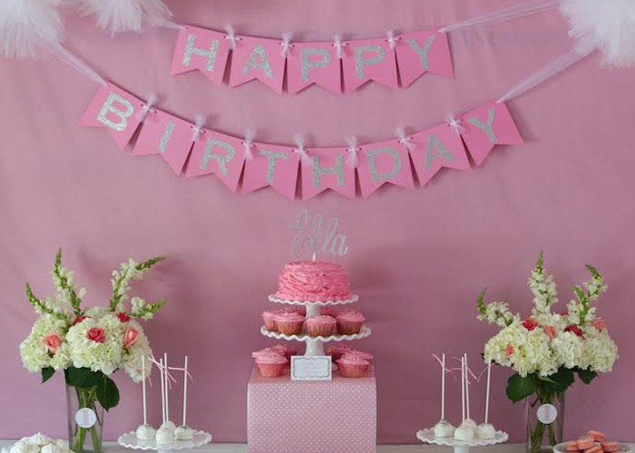Small Business Spotlight // Pink Poppy Party Shoppe
