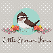 Little Sparrow Bows