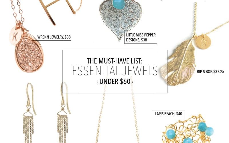 Essential Jewelry: The Must-Have List
