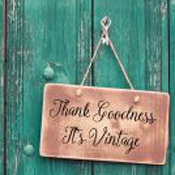 Thank Goodness It\'s Vintage
