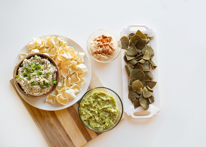 3 Simple Dips You Must Try With Chips