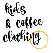 Kids and Coffee Clothing