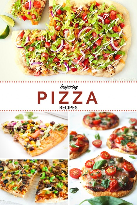 27 inspiring pizza recipes 27 inspiring pizza recipes pinterest v2 no number forumfinder Image collections