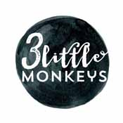 3 Little Monkeys Shirts