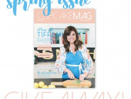 spring issue giveaway