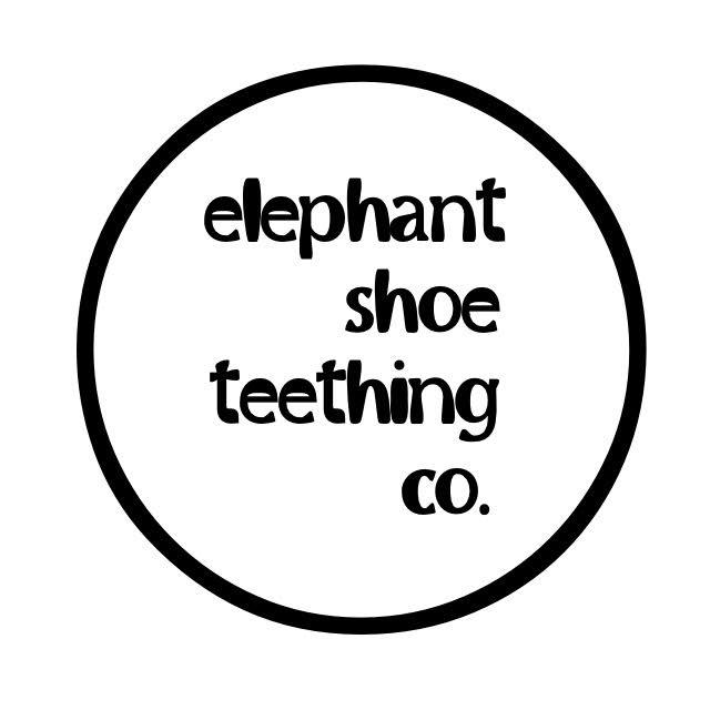 Elephant Shoe Teething Copany