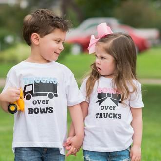 Twins - trucks & bows