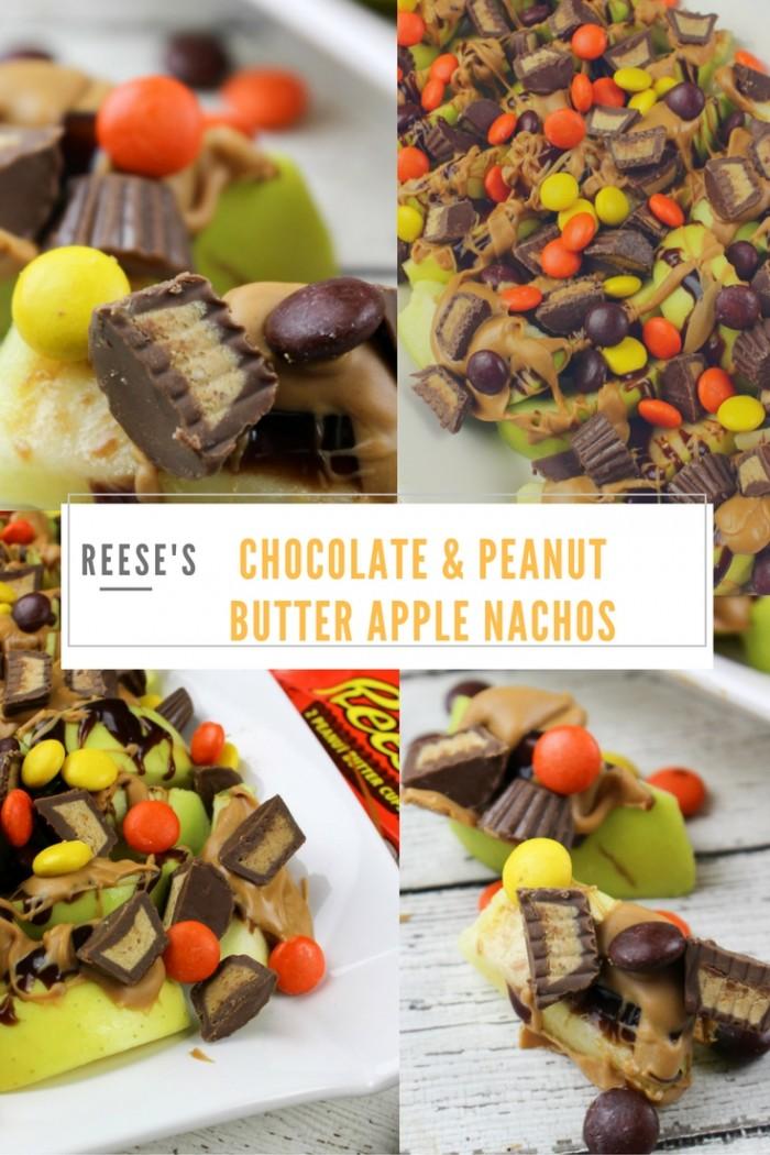 chocolate-and-peanut-butter-apple-nachos