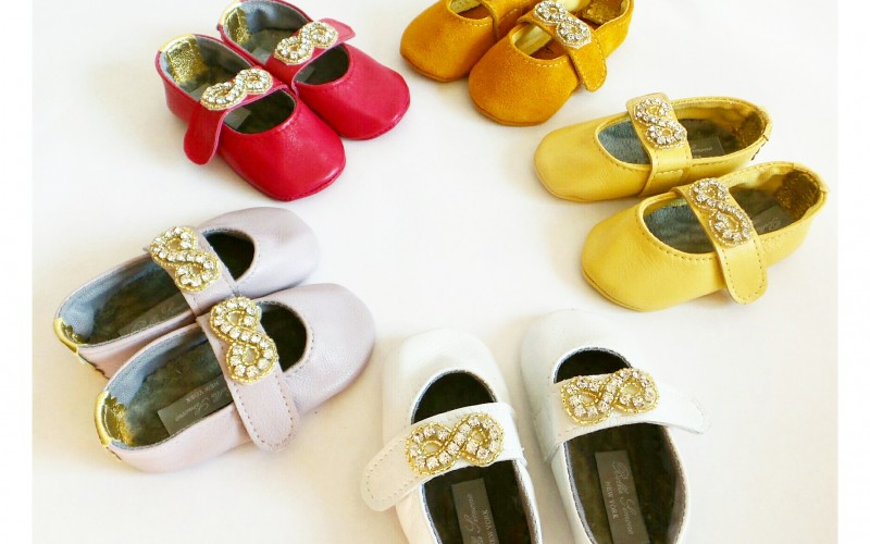Darling handmade baby shoes perfect for your little prince or princess – Bella Simone NYC Feature