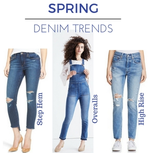 Three Denim Styles Here to Stay