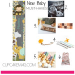 New Baby Must-Haves