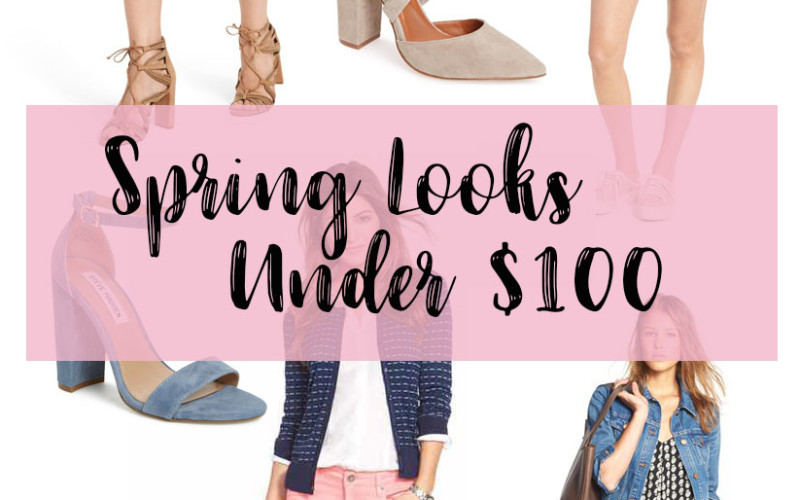 Spring Looks For Under $100