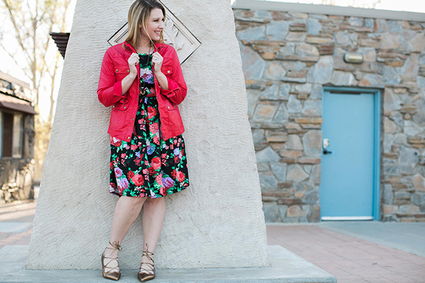 5 Ways to Wear Florals for Spring