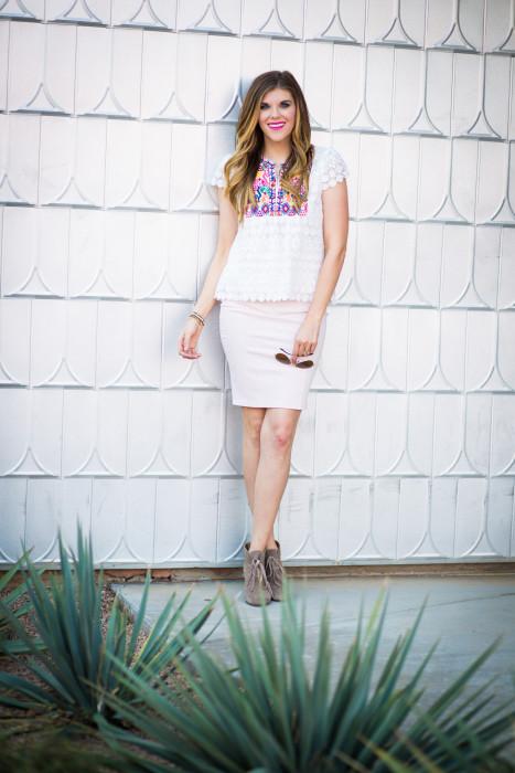 Pencil Skirt Fashion