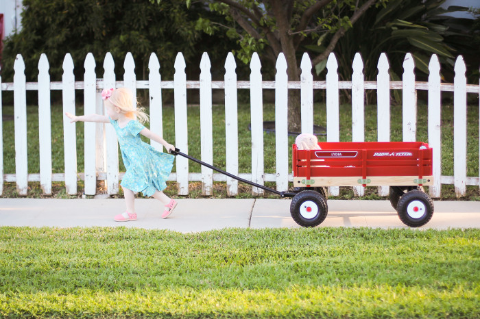 radio flyer red wagon 4