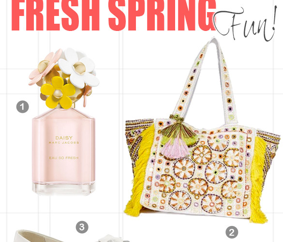 Fresh Spring Fun!