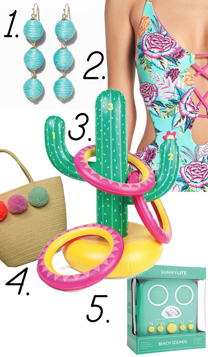 Summer Prep on cupcakeMAG | Erin Ruoff | Summertime Fun
