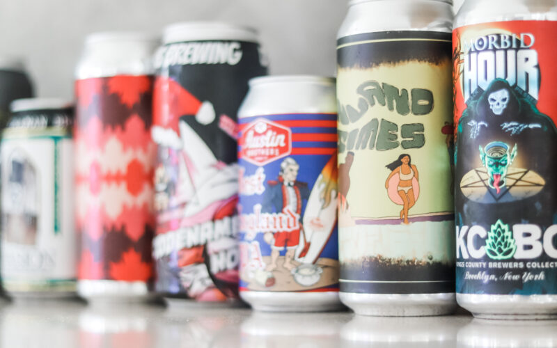 Stay Home Saturday's: Craft Brewery Edition