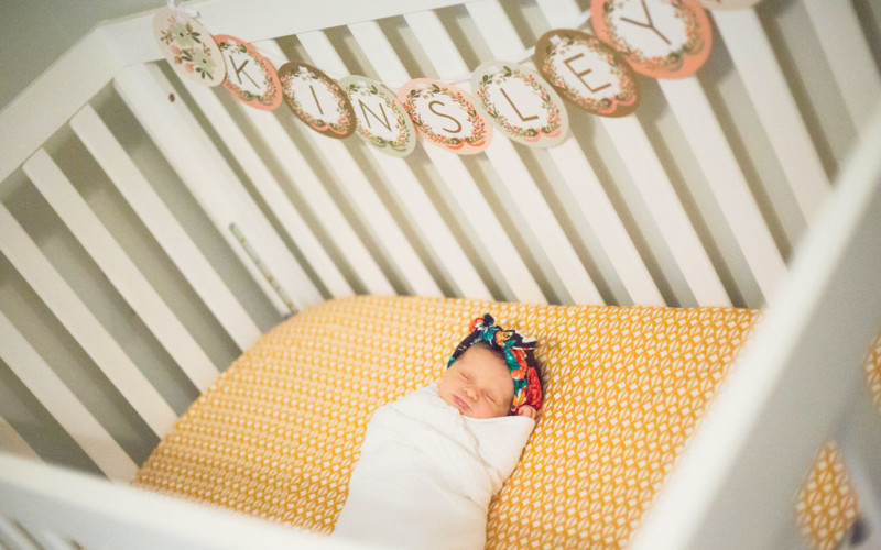 Beautiful handmade baby essentials made with love from Tuesday June + a giveaway!