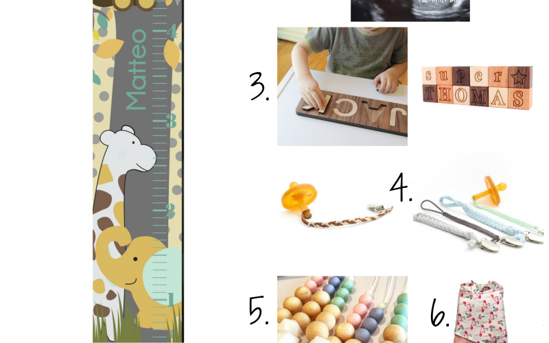 Necessary, unique, and beautiful things for baby! – New Baby Must-Haves!