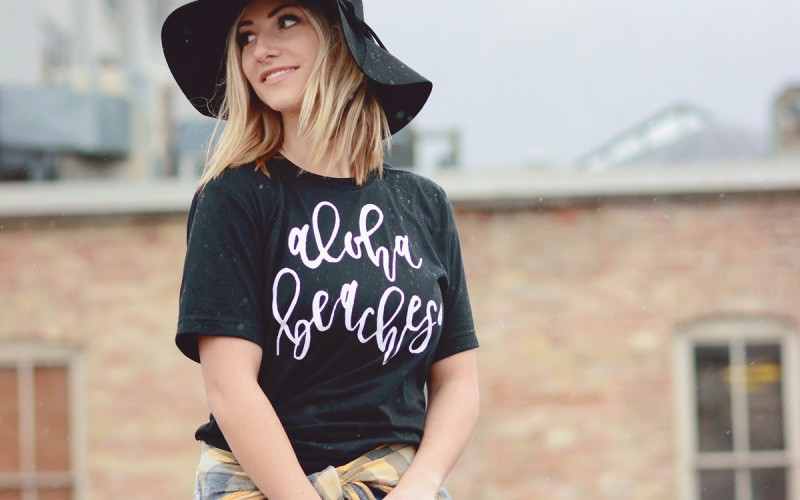 Witty and fun-loving tees for men and women from Rollick Threads + a giveaway!